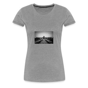 Auschwitz - Women's Premium T-Shirt