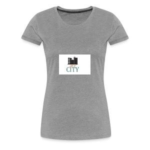 my city - Women's Premium T-Shirt