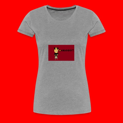 Daryl's number 1 fan would buy this - Women's Premium T-Shirt