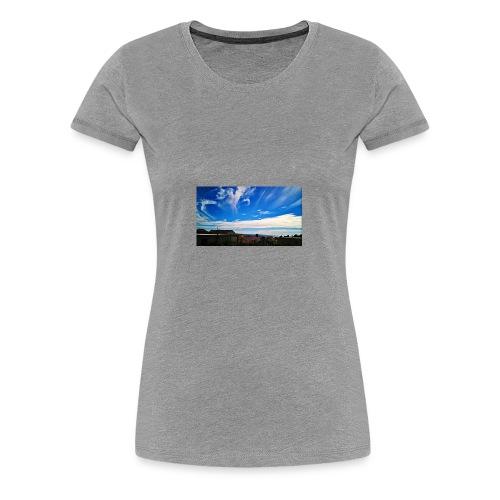 Autumn can be beautiful - Women's Premium T-Shirt