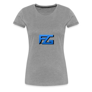 Freeze Gaming Logo - Women's Premium T-Shirt