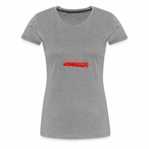 ZeoBrand line feb-june line - Women's Premium T-Shirt