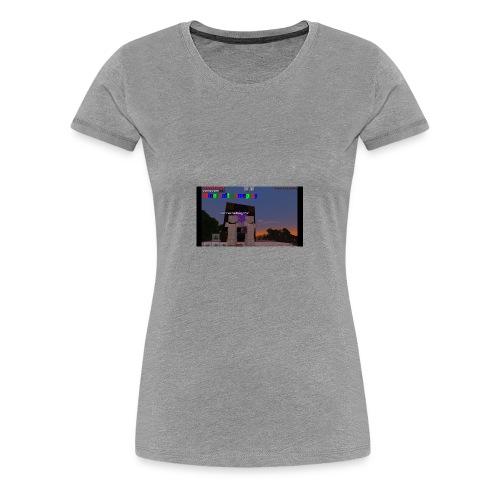 Gameplay portal - Women's Premium T-Shirt