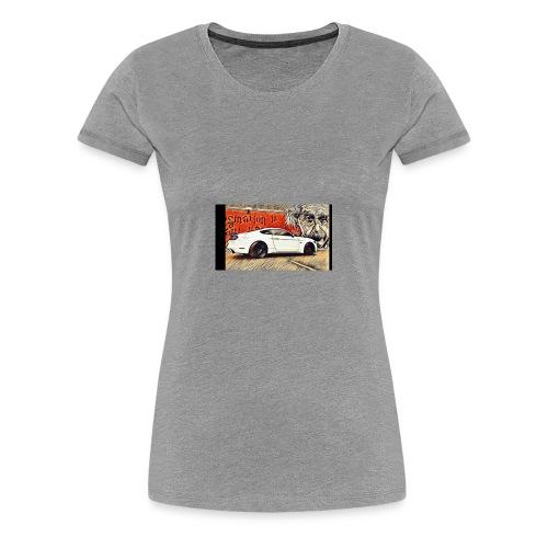 S550mustangGT - Women's Premium T-Shirt