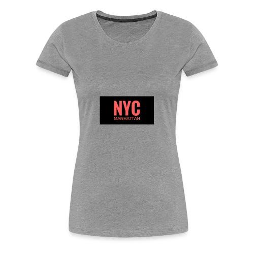 NYC Fan Love - Women's Premium T-Shirt