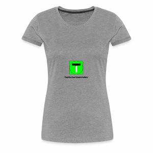 TheMutantCreeperBoy Merch - Women's Premium T-Shirt