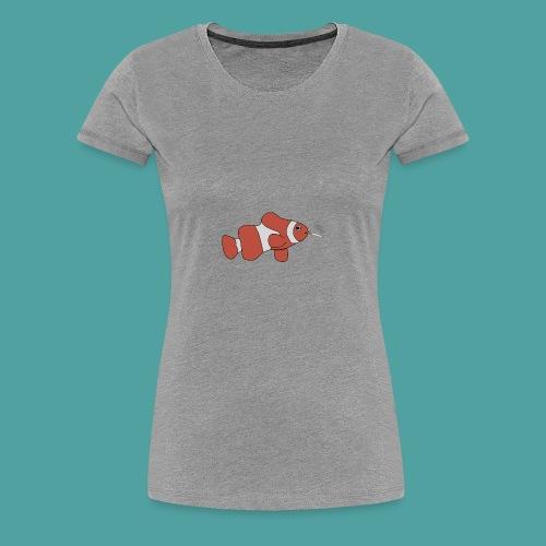 fisheye - Women's Premium T-Shirt