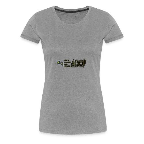 Cosmic Sol Get Good - Women's Premium T-Shirt