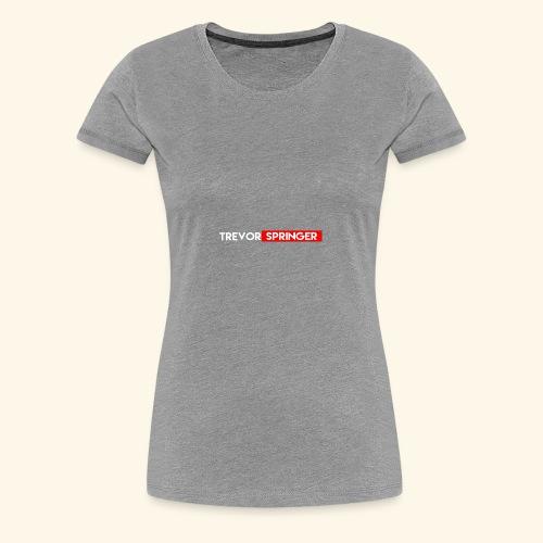 Trevor Springer (YOUTUBE EDITION) - Women's Premium T-Shirt