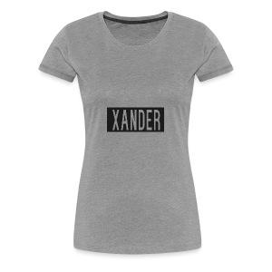 XanderApperal - Women's Premium T-Shirt