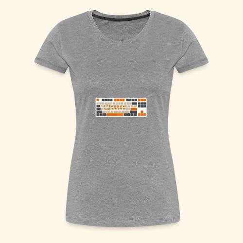 Carbon - Women's Premium T-Shirt