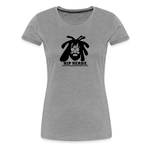 HIPNERDZ - Women's Premium T-Shirt