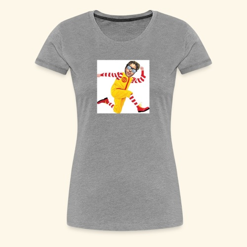 Mc Donald Sean dude - Women's Premium T-Shirt