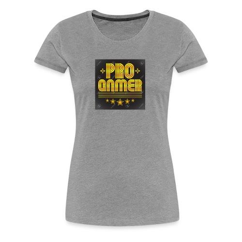 progamer 17 - Women's Premium T-Shirt