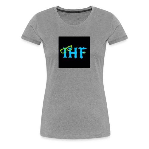 IHF: Logo - Women's Premium T-Shirt
