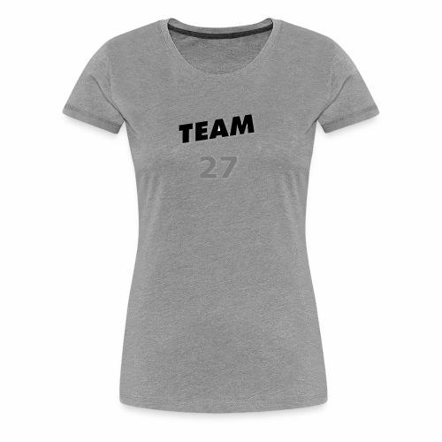 Team 27 SHIRTS N' STUFF - Women's Premium T-Shirt