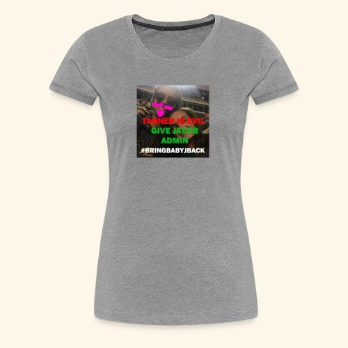 A movement - Women's Premium T-Shirt
