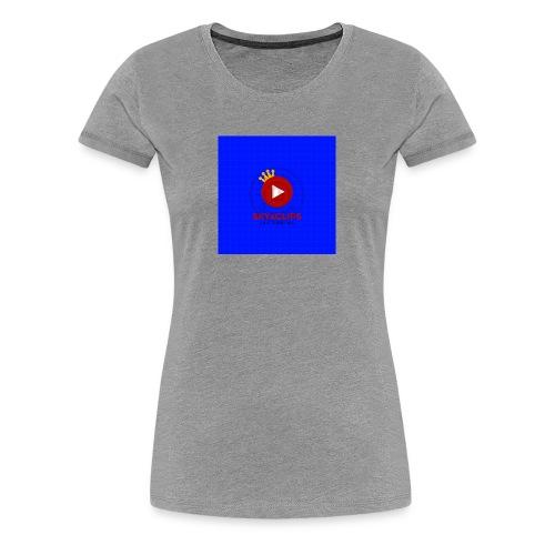 SKYxCLIPS 1504568877918 - Women's Premium T-Shirt