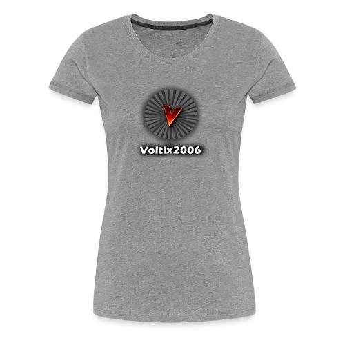 voltix2006 Shirt Logo - Women's Premium T-Shirt