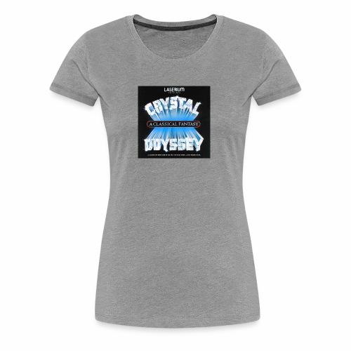 Laserium Crystal Osyssey - Women's Premium T-Shirt