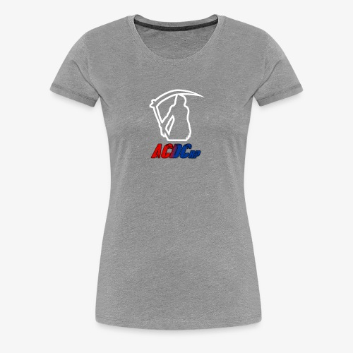 Stalker ACDCrp - Women's Premium T-Shirt