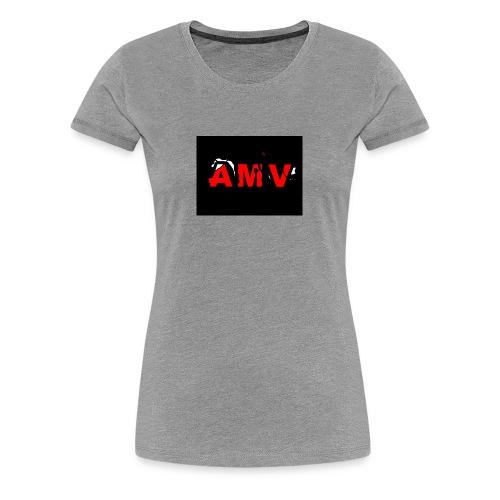 AMV - Women's Premium T-Shirt