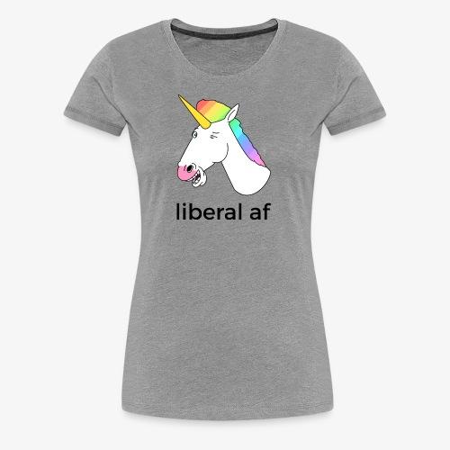 Unicorn AF - Women's Premium T-Shirt