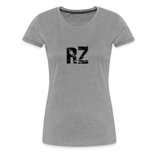 RZ - Women's Premium T-Shirt