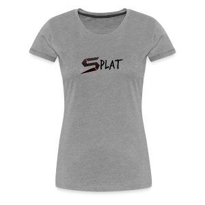 SPLAT MERCHANDISE - Women's Premium T-Shirt