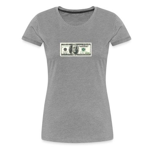 money 4 life - Women's Premium T-Shirt