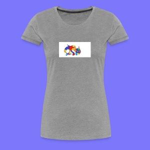 Psycho Cat - Women's Premium T-Shirt