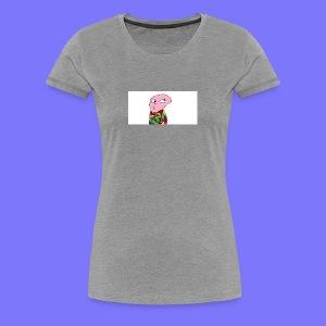Peeber - Women's Premium T-Shirt