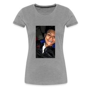 Sylvester Delgado YouTube - Women's Premium T-Shirt
