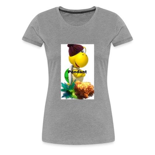 6BCB1072 8513 4FCB 995E 5F7E2565CD5E - Women's Premium T-Shirt