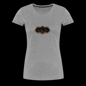 teamTSC badge03 Bar - Women's Premium T-Shirt