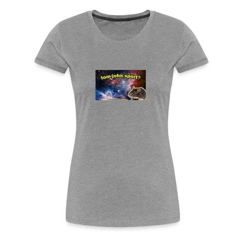 ratsport - Women's Premium T-Shirt