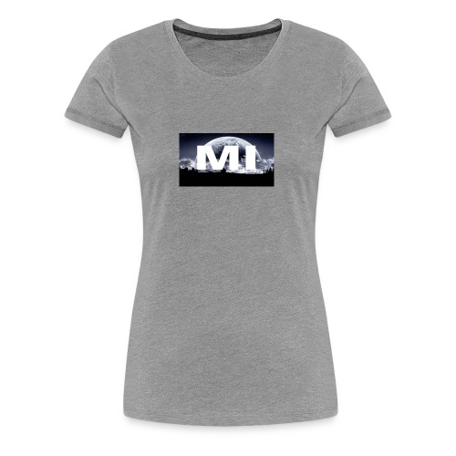 midnightisaac - Women's Premium T-Shirt