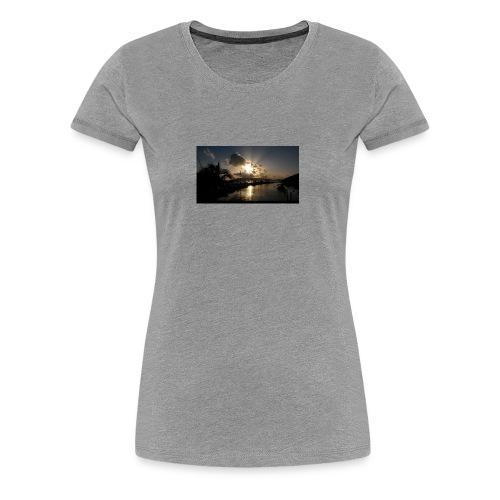 Ocean View - Women's Premium T-Shirt