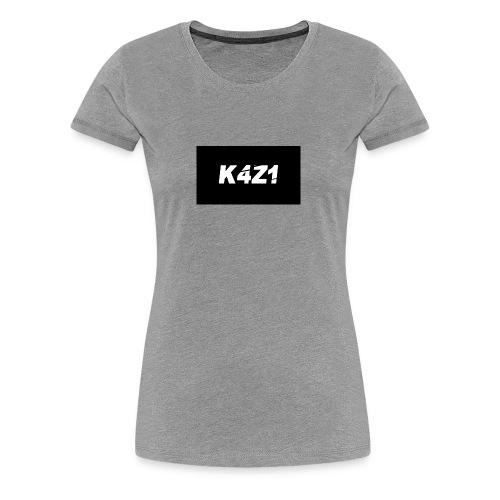 K4Z1 OG's - Women's Premium T-Shirt