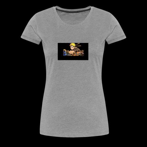 Billcams logo - Women's Premium T-Shirt