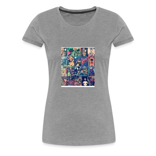 Comics - Women's Premium T-Shirt