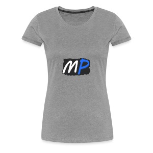 MishoPlays Classic Logo - Women's Premium T-Shirt