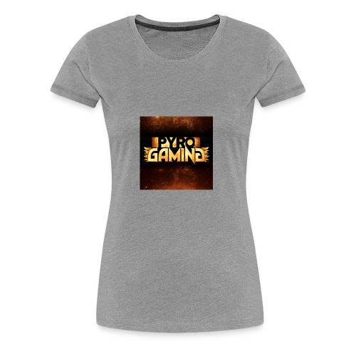 PYRO shirts sweaters cases etc - Women's Premium T-Shirt