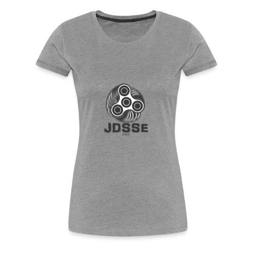 jdsse spinners - Women's Premium T-Shirt