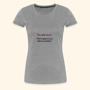 Best Friends! - Women's Premium T-Shirt