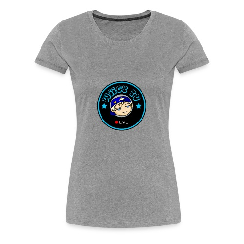 Wiigy Logo - Women's Premium T-Shirt