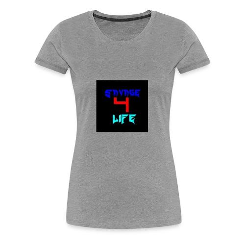 Savage 4 Life - Women's Premium T-Shirt