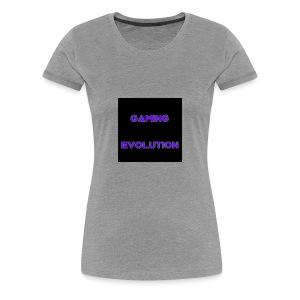 Ice black - Women's Premium T-Shirt