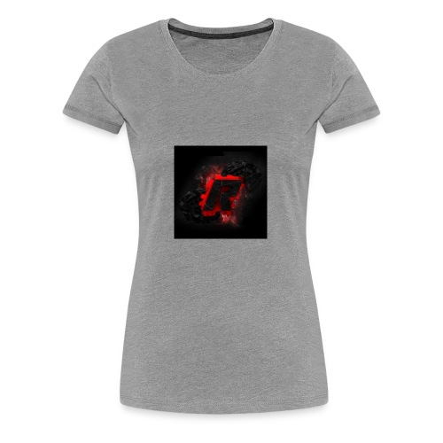 RAW1013 - Women's Premium T-Shirt