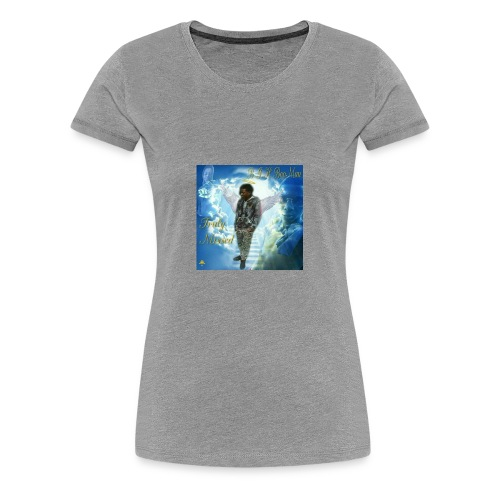 Rest Easy BooMan - Women's Premium T-Shirt
